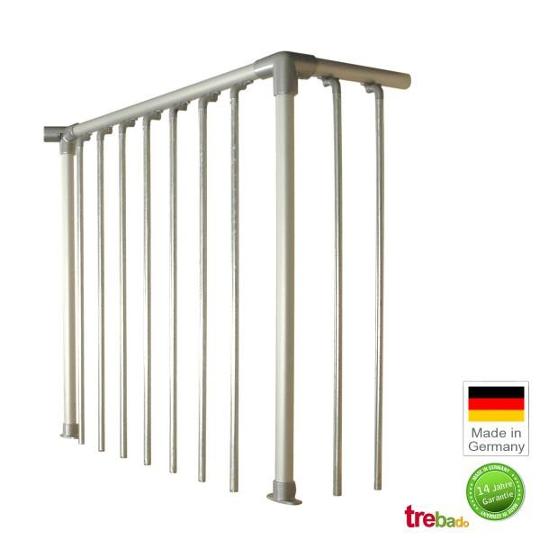 Brüstung Geländer OPTIGO System