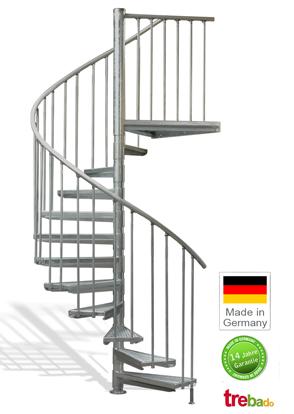 Wundervoll Aufbau Wendeltreppe K1 | Treppen, Bausatz, do-it-yourself FG41